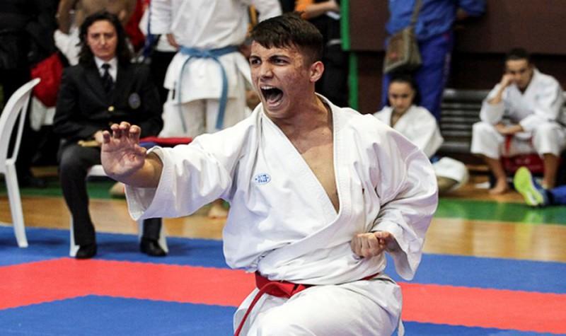 Andrea Nekoofar Karate