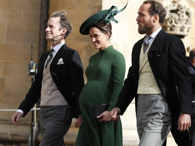 Pippa Middleton ha partorito